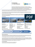 Major Solar Projects