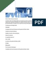 Fichiers clients et bases de données