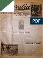Ziarul Basarabia #309, Sambata 11 Iulie 1942