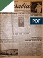Ziarul Basarabia #315, Sambata 18 Iulie 1942