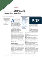 Curso_Seguridad_Biológica_M3_17_Managing safety needle - Strat. Marketing 2002