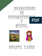 PSICOM-MÚSICA 3 AÑOS