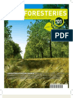 Revue Agroforesteries n°1