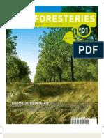Revue Agroforesteries n°1