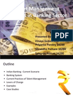 Talent Management Practices in Banking Sector