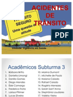 ACIDENTES DE TRANSITO