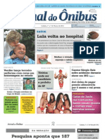 Jornal Onibus ED 195