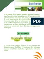 Les biocarburants pour les Nuls (Aficar )