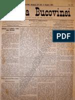 Gazeta Bucovinei #58 Duminica 23 Iulie (4 August) 1895