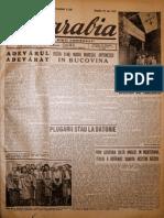 Ziarul Basarabia #321, Sambata 25 Iulie 1942