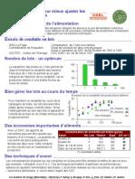 Alloter Les Brebis laitières (CNBL)