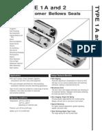 Crane 1A Seal Datasheet