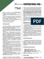 Apostila de Direito Constitucional - Dperj