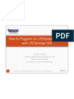 How to Program on LPCXpresso Board with LPCXpresso IDE