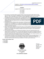 Machine-translated copy of the judgment of the German Federal Constitutional Court of 2 March 2010 on Data Retention