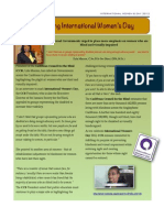 CCB Eye Care Caribbean Bulletin - International Womens Day 2012