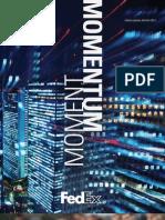 FedEx Annual Report 2011