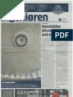 Review Ingeniøren 2 March 2012