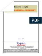 TOC - Indian Chemical Industry Insight