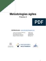 Práctica 3 - Otras metodologías Ágiles