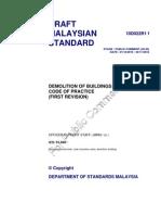 Draf Malaysian Std