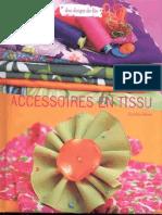 Accessoires en Tissu