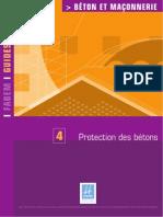 Protection des bétons