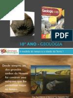 Apresentação Nr. 1 - A Idade Relativa (o Que são fósseis)