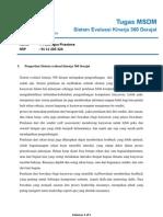 Sistem Evaluasi Kinerja 360 Derajat