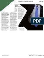 Avvenire - Quelle vittorie di Romney negli Stati sbagliati, di Paolo M. Alfieri, 08/03/12