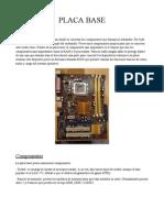 Placa Base Hardware