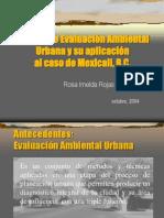 Caso Mexicali Desarrollo Urbano