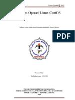 Tugas Akhir (Linux Centos)
