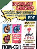 Sciopero 9 Marzo-Orari Per Roma