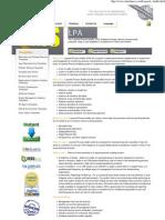 Layered Process Audits Template