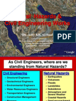 Civil Engineering & Geohazards-F