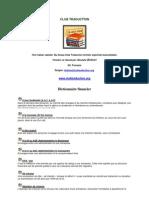 Dictionnaire Financier