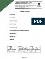 GFT-PR-230-001 Mantenimiento