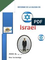 INFORME MISIONERO DE ISRAEL A OCTUBRE DE 2008