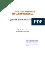 PENSAMIENTO ARQUEOLÓGICO I NUEVAS DISCUSIONES EN ARQUEOLOGIA