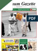 Platinum Gazette 09 March 2012