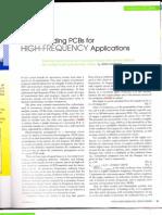 High Freq PCBs