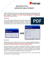 INSTRUCTIVO MULTIPRINT