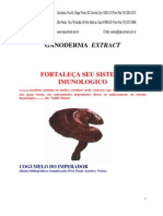 Estudo Químico do Fungo Ganoderma Lucidum
