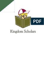 Kingdom Scholars App