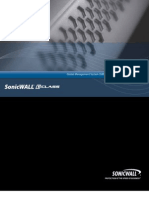 SonicWALL GMS 6.0 Getting Started Guide