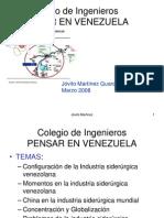 2 Industria Ferrosiderurgica en Venezuela