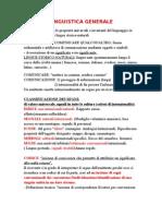 Linguistica Generale, Fonologia e Morfologia