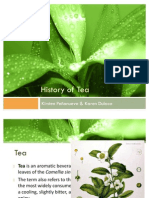 History of Tea PPT
