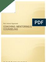 Coaching, Mentoring e Counseling
